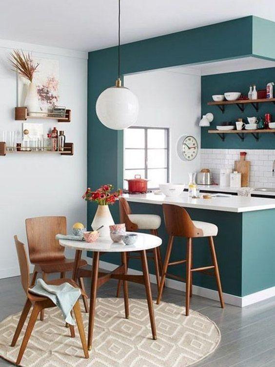 Open-space: 6 idee per dividere cucina e soggiorno