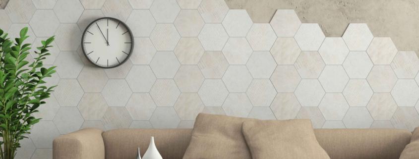 Decorare la casa con geometrie e pattern